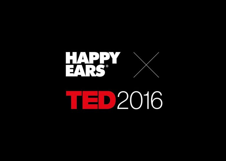 happy ears featured in TED 2016